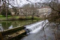 Moulin de Cauderoue sur la Gélise